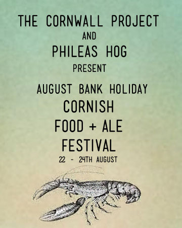 Cornwall Project Poster with Lobster copy